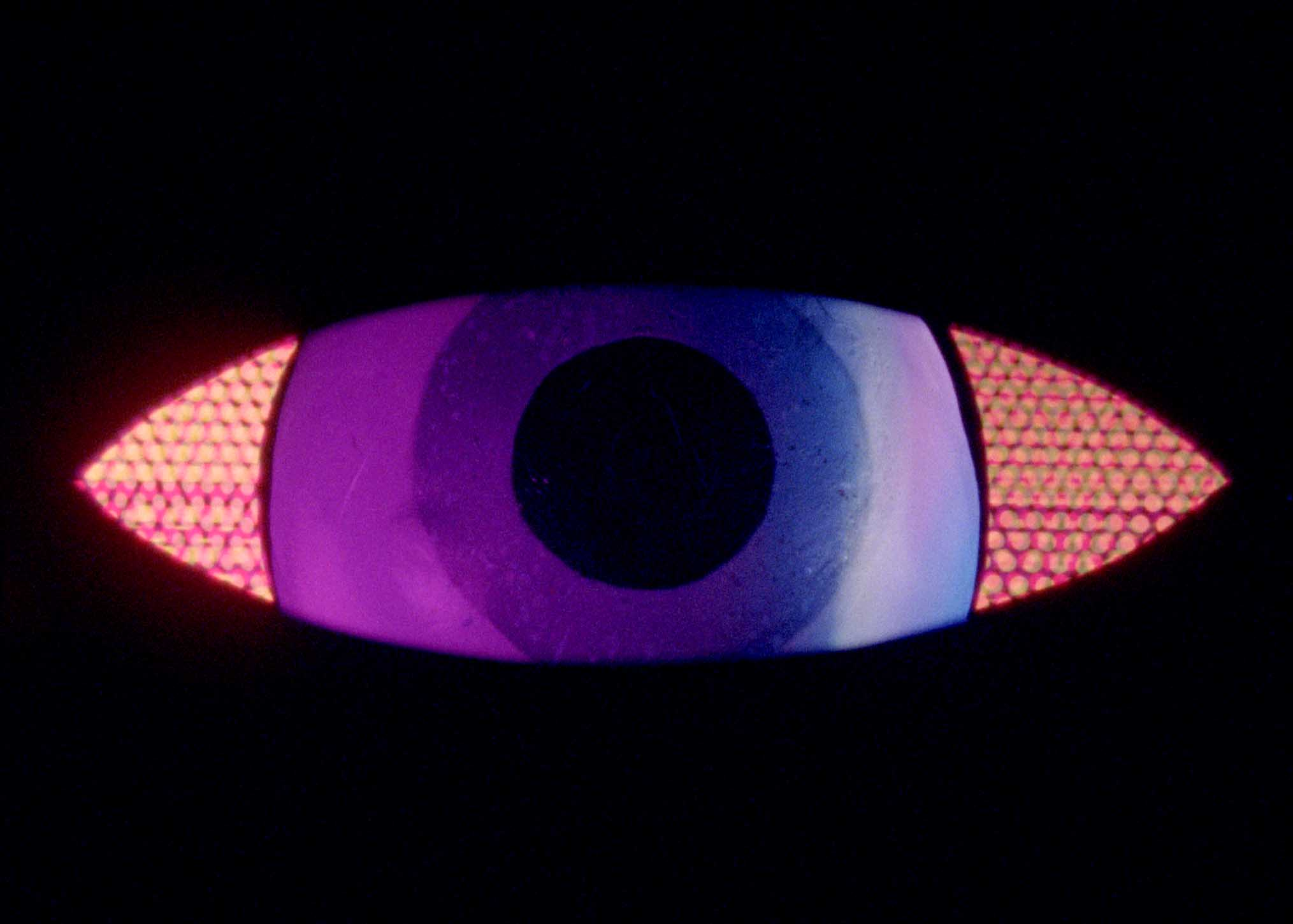 Sam Austen, still from Hologram Burnt On To The Retina, 2018.
